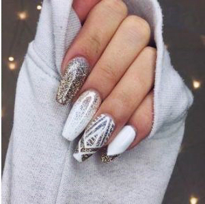 ongles pointus