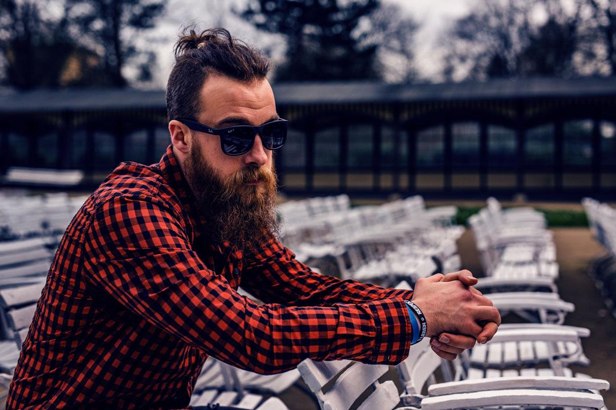 comment avoir de la barbe